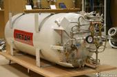 Бак криогенный топливный (БКТ-300) для метана